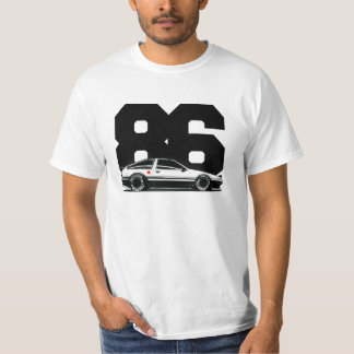 JDM AE86 Trueno Drift Car T-Shirt