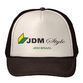 JDM BRAZIL CAP