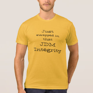 "JDM Cookout ""JDM Integrity Swap"" Tee"