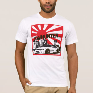 JDM HUNTER ROCKET BUNNY TEE SHIRT