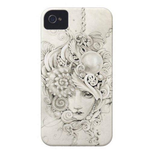 JDM Mermaid Case for BlackBerry Bold 9700/9780 Blackberry Case