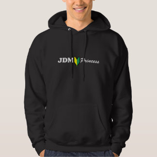 JDM Princess Hooded Sweatshirt