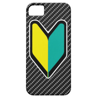 JDM Wakaba mark Japanese domestic motor car auto d Barely There iPhone 5 Case
