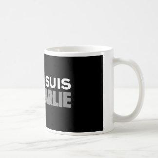 Je Ne Suis Pas Charlie Basic White Mug