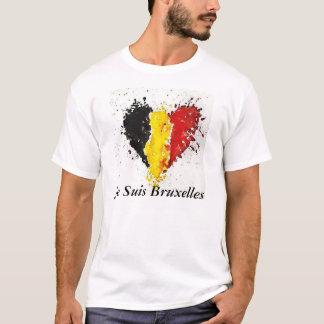Je Suis Bruxelles (I am Brussels) T-Shirt