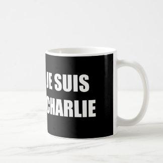 JE SUIS CHARLIE BASIC WHITE MUG
