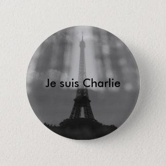 Je Suis Charlie Button