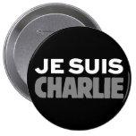 Je Suis Charlie - I am Charlie Black