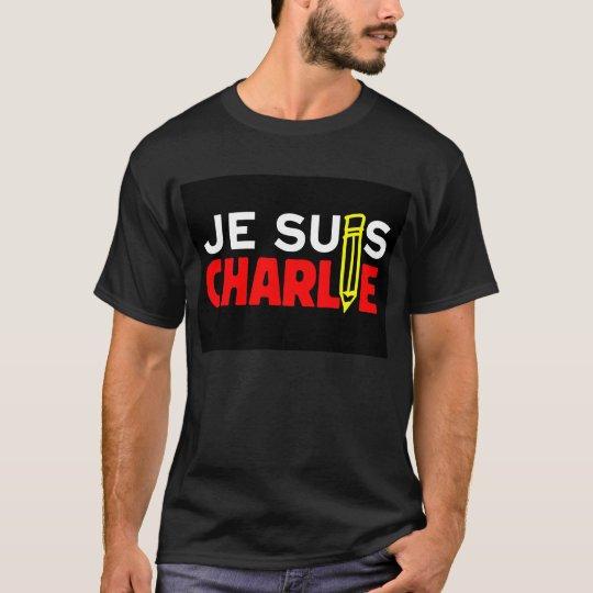 Je Suis Charlie (I am Charlie) T-Shirt