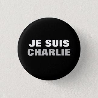 Je Suis Charlie OS 3 Cm Round Badge