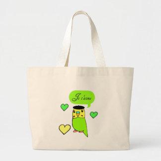 Je t aime bag