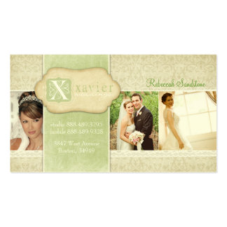 Je t'aime Business Cards