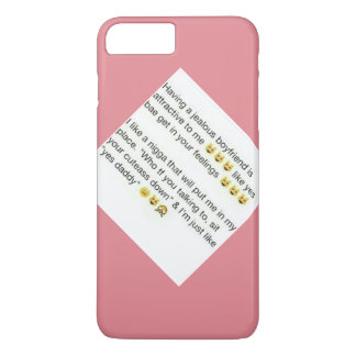 Jealous Boyfriend iPhone 7 Plus Case
