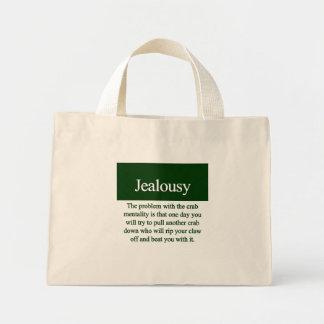 Jealousy Canvas Bag