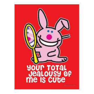 Jealousy Postcard