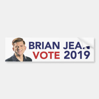 Jean 2019 Bumper Sticker