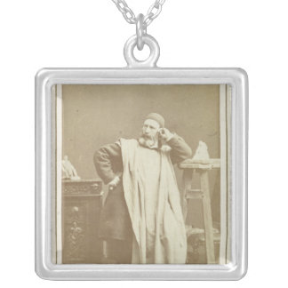 Jean-Baptiste Carpeaux Silver Plated Necklace
