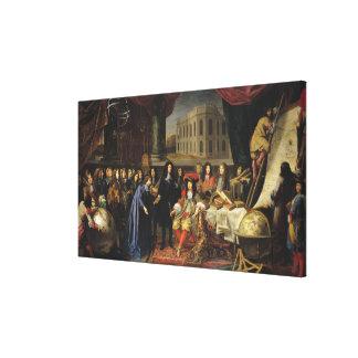 Jean-Baptiste Colbert Canvas Print