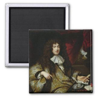 Jean-Baptiste Colbert  Marquis de Seignelay Magnet