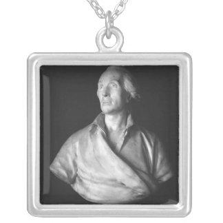 Jean-Baptiste de Piquet  Marquis de Mejanes Silver Plated Necklace