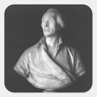 Jean-Baptiste de Piquet  Marquis de Mejanes Square Sticker