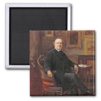 Jean-Baptiste Foucart  1894 Magnet