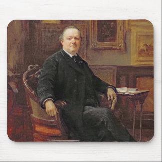 Jean-Baptiste Foucart  1894 Mouse Mat