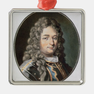 Jean Bart (1651-1702), 1789 (coloured engraving) ( Christmas Ornament