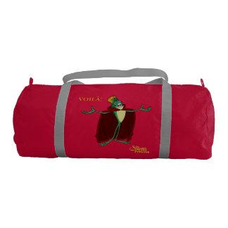 Jean-Bob Voilà Duffle Bag Gym Duffel Bag