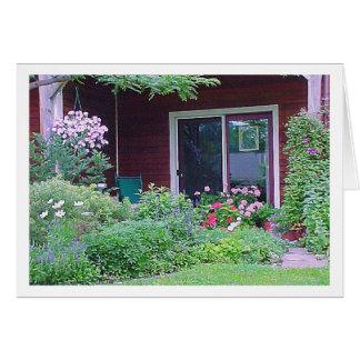 Jean Connor's Garden Card