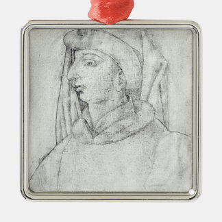 Jean de France, Duke of Touraine Christmas Ornament