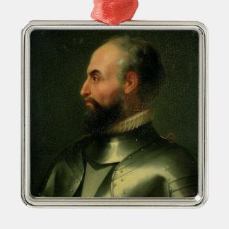 Jean de la Valette Christmas Ornament