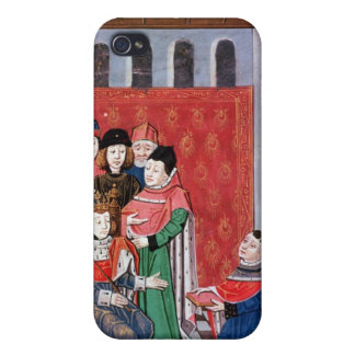 Jean de Meung Covers For iPhone 4