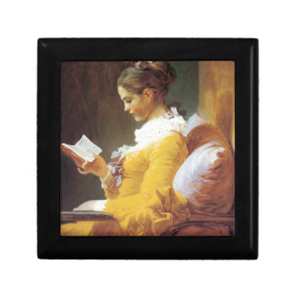 Jean-Honore Fragonard The Reader Gift Box