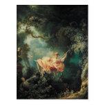 Jean-Honore Fragonard- The Swing