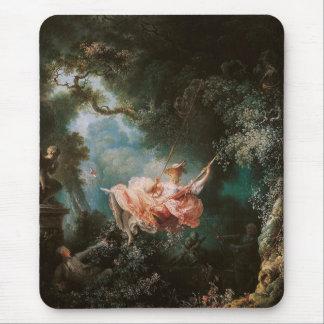 Jean-Honoré Fragonard's The Swing Mouse Pad