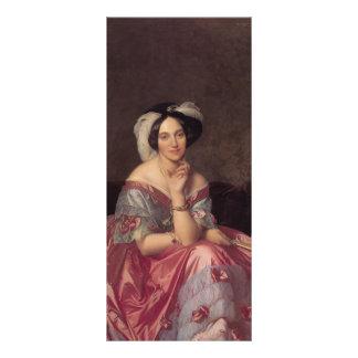 Jean Ingres- Baronesss Betty de Rothschild Full Color Rack Card