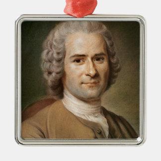 Jean-Jacques Rousseau  after 1753 Christmas Ornament