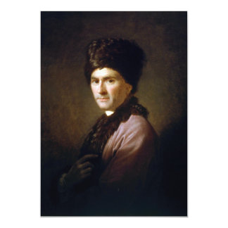 Jean-Jacques Rousseau by Allan Ramsay (1766) Card