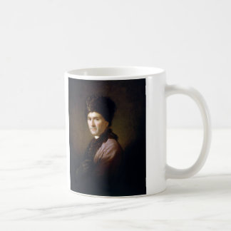 Jean-Jacques Rousseau by Allan Ramsay (1766) Coffee Mug