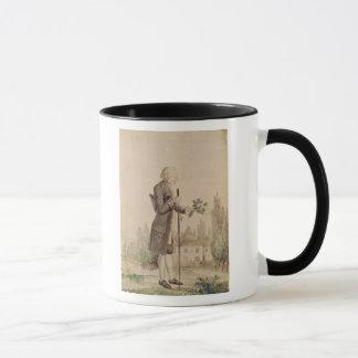 Jean-Jacques Rousseau  Gathering Herbs Mug