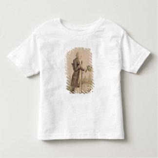Jean-Jacques Rousseau  Gathering Herbs Toddler T-Shirt