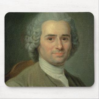 Jean-Jacques Rousseau Mouse Mat