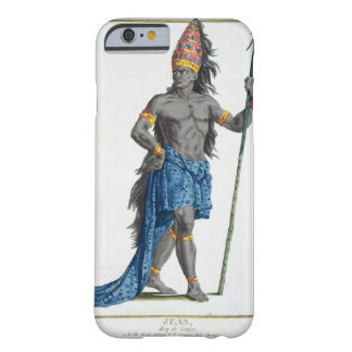 Jean, King of the Congo, engraved by Pierre Duflos Barely There iPhone 6 Case