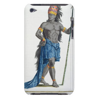 Jean, King of the Congo, engraved by Pierre Duflos iPod Touch Case-Mate Case