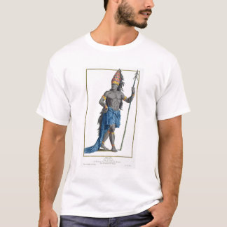 Jean, King of the Congo, engraved by Pierre Duflos T-Shirt