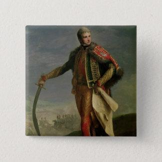 Jean Lannes  Duke of Montebello 15 Cm Square Badge