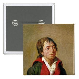Jean-Paul Marat 15 Cm Square Badge