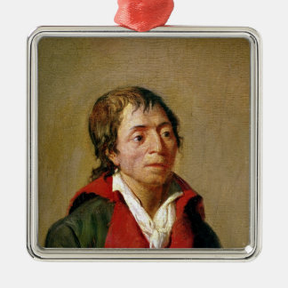 Jean-Paul Marat Christmas Ornament