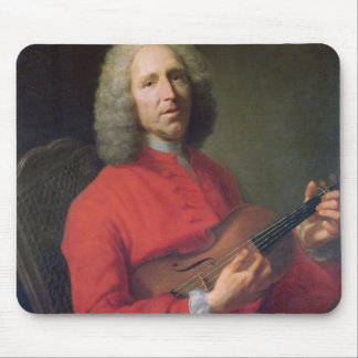 Jean-Philippe Rameau  with a Violin Mouse Mat
